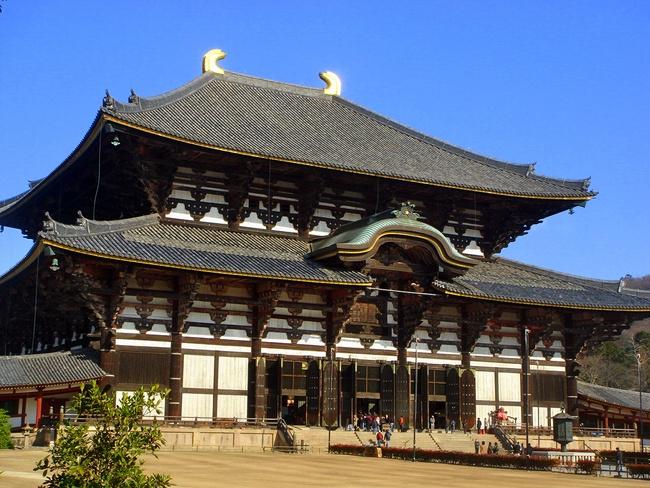 東大寺② 大仏よりびびったことがありました