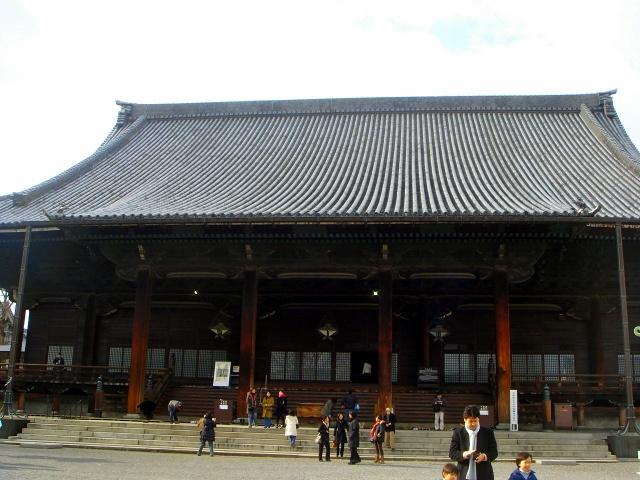 京都「東本願寺」で、今週の、そのとおりだよ